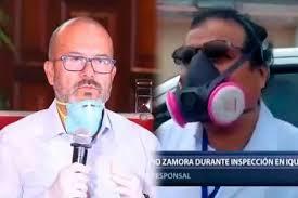 Médico loretano increpa a Zamora: «Usted condecora a los chinos, ¿y nosotros qué somos?» | VIDEO