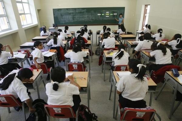 UPP propone declararatoria en emergencia y reforma del sistema educativo