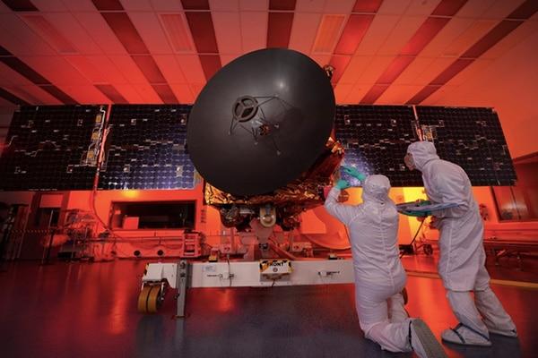 EAU se convertirá en la primera nación árabe en explorar otros planetas con su Misión a Marte