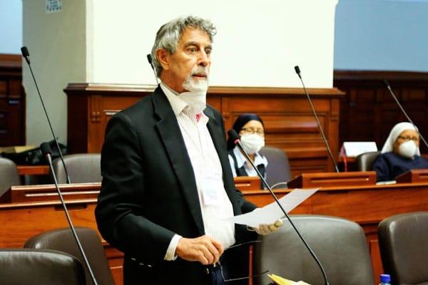 Sagasti: Lo principal ahora es escuchar las propuestas del primer ministro