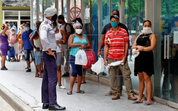 Cuba mantiene cifras bajas de contagios con solo dos nuevos casos de COVID-19
