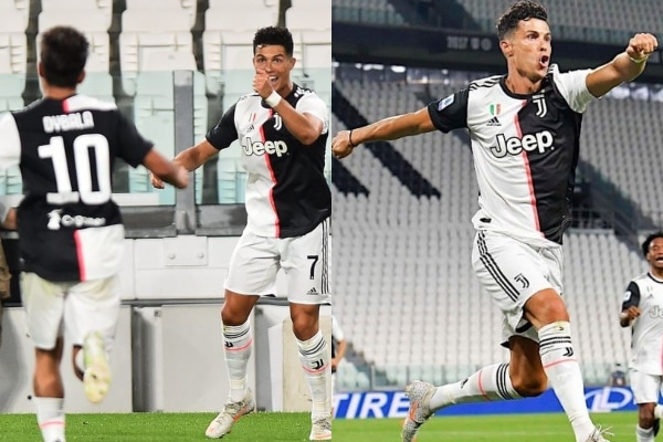 Con doblete de Cristiano Ronaldo, Juventus superó 2-1 a la Lazio y se acerca a un nuevo título de la Serie A