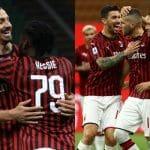 Serie A: Milan remontó y venció 4-2 a la Juventus por la jornada 31