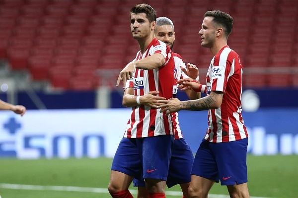 Liga de España: Atlético de Madrid goleó 3-0 al Mallorca en el Wanda Metropolitano