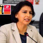 Sylvia Cáceres: trabajadores que hagan delivery de alimentos tienen que tener contrato laboral