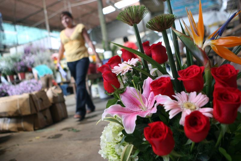 Gobierno autoriza comercio de flores durante el Estado de Emergencia