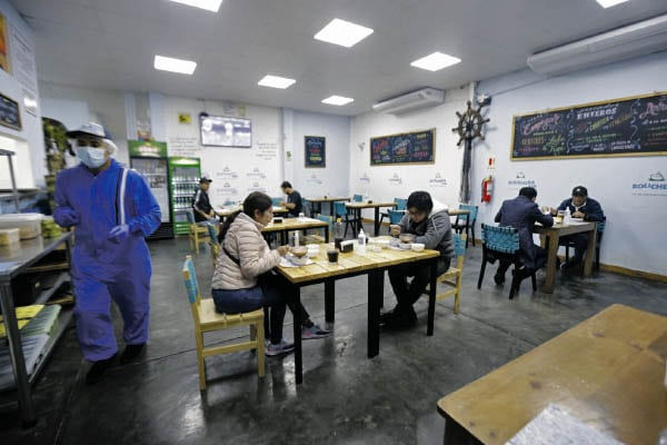 Restaurantes piden que se publique protocolo