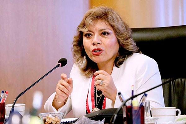 Zoraida Ávalos sobre Vacunagate: Existe un claro afán de desprestigiarme por la investigación a Martín Vizcarra
