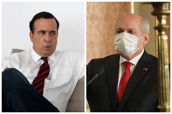 Aldo Mariátegui: «Considerar como un liberal coherente a Pedro Cateriano es un gran chiste»