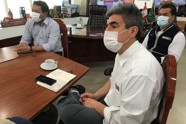 Alejandro Neyra: «Hemos acordado retomar el Plan de Cierre de Brechas en Loreto»