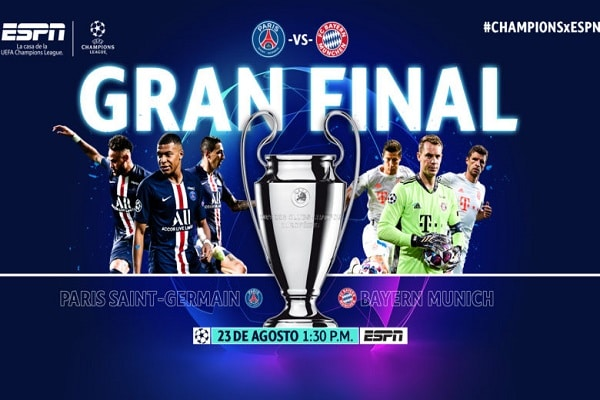 Champions League: Óscar Ibáñez espera ver una gran final entre Bayern vs. PSG
