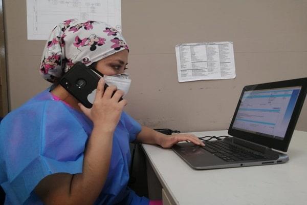 Hospital Sabogal de EsSalud implementa la Teleconsulta médica