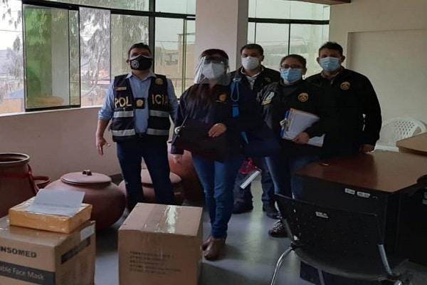 Huarochirí: intervienen municipalidad de Santo Domingo de los Olleros para investigar presunta sobrevaloración en obras