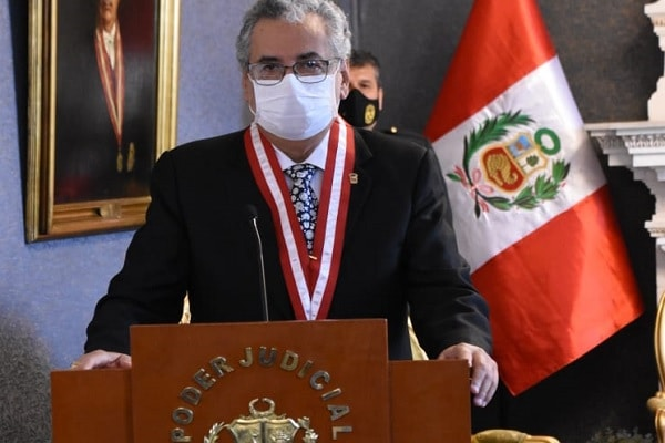 José Luis Lecaros: «Dejemos atrás nuestros desacuerdos y sumemos nuestros recursos para enfrentar la emergencia sanitaria»
