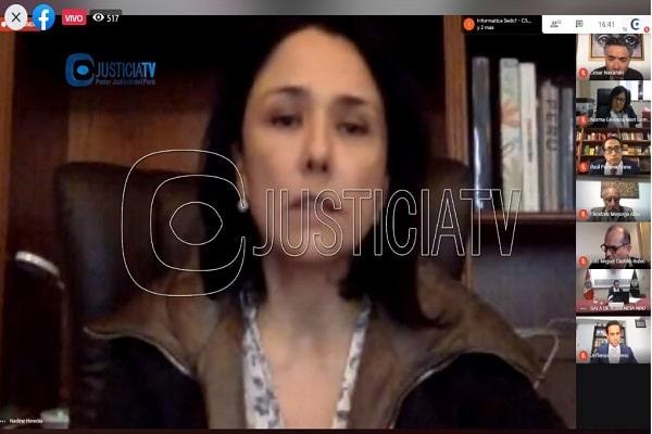 Poder Judicial emitirá este viernes resolución sobre pedido de prisión preventiva para Nadine Heredia