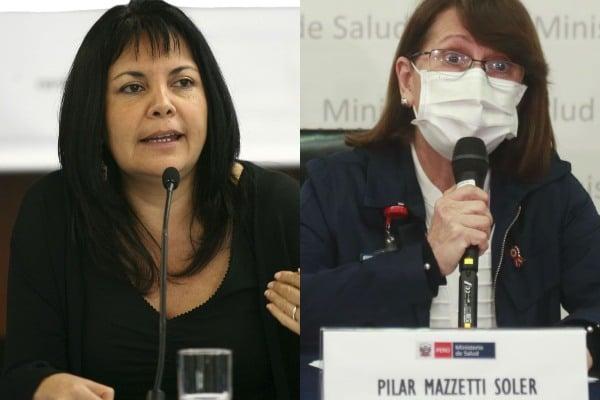 Rocío Silva Santisteban: «Pilar Mazzetti sería una buena Premier»