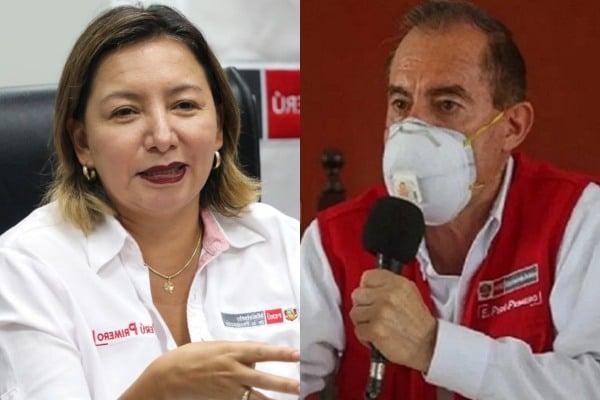 """Rocío Barrios: Walter Martos estaría """"a la altura de las circunstancias"""" para ser el Premier"""