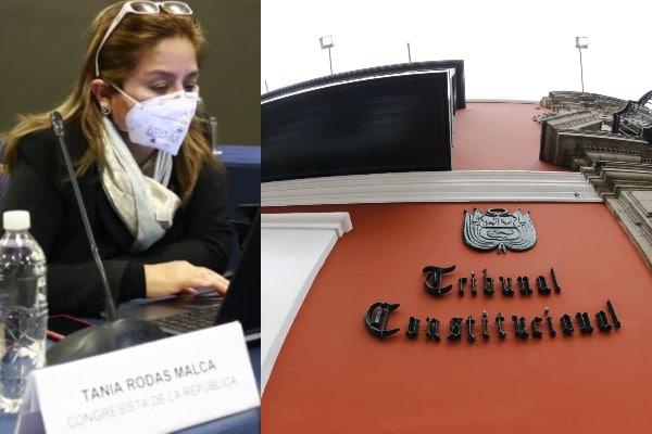 Concurso público para elección de magistrados del TC garantizará transparencia, asegura la congresista Tania Rodas