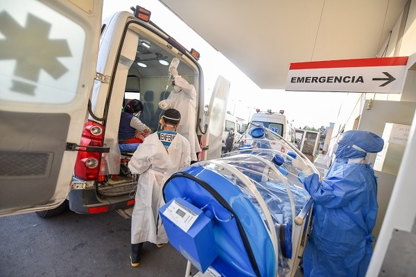 INSN San Borja: 85 menores superaron la enfermedad gracias al equipo multidisciplinario COVID