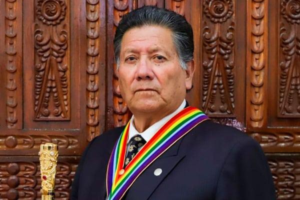 Ricardo Valderrama, alcalde de Cusco, falleció víctima de Covid-19