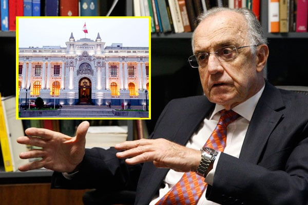 Magistrado Ferrero: [Congreso] actuó de modo expresamente prohibido por la Constitución
