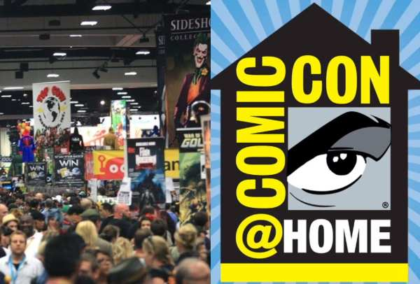Comic Con 2020 de Nueva York será «online» en Youtube