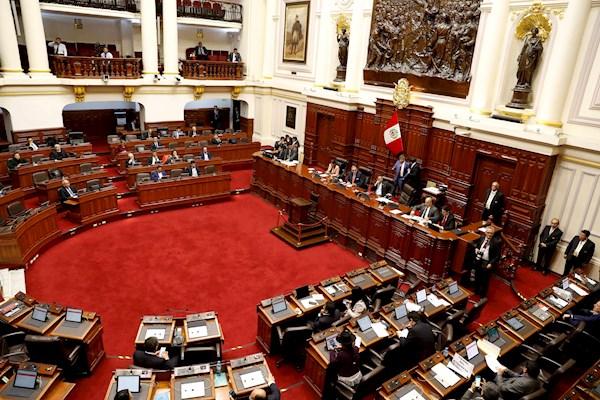 Comisión de Constitución aprueba eliminar la inmunidad parlamentaria