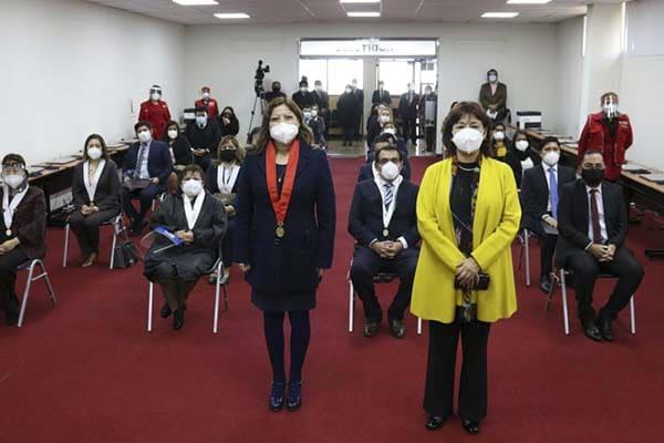 Corte del Callao inauguró seis juzgados de violencia contra la mujer
