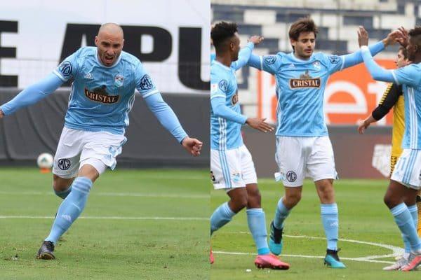 Liga 1: Sporting Cristal goleó 6-2 a Cantolao en el Matute