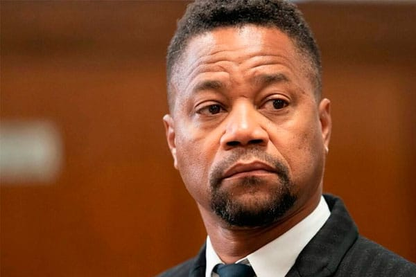 Actor Cuba Gooding Jr acusado de violación