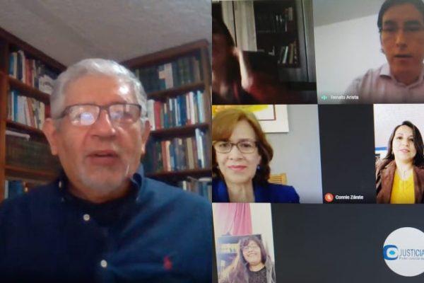 Implementarán oralidad en procesos civiles de Corte del Cusco