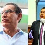 Comisión de Ética aprueba informe para investigar a congresista que insultó al presidente Vizcarra