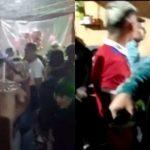 Cercado de Lima: intervienen fiesta con orquesta durante toque de queda