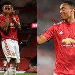 Manchester United superó 2-1 al LASK y accede a los cuartos de final de la Europa League