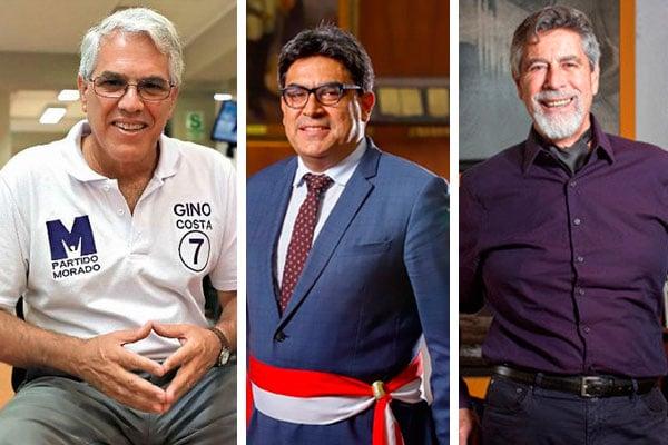 Martín Benavides niega vínculos de Sunedu con Partido Morado
