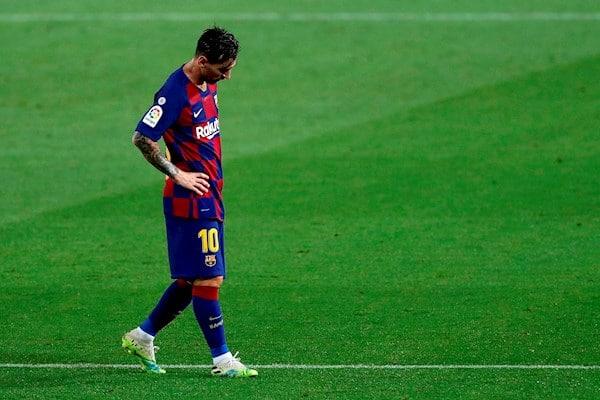 El Barcelona responde a Messi y le pide que se retire en el club azulgrana