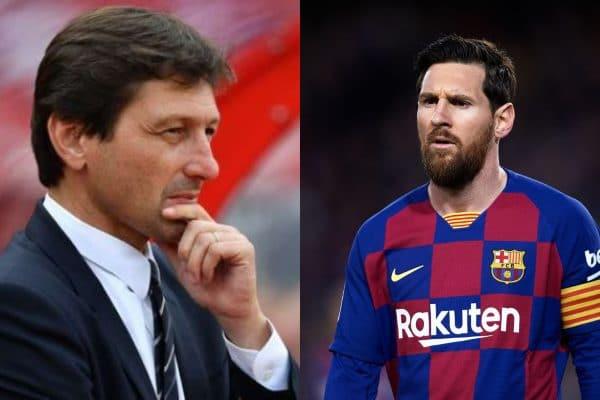 Desde PSG se comunicaron con el padre de Messi para negociar su pase