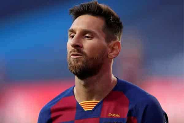Lionel Messi le comunicó a Ronald Koeman que se ve afuera del Barcelona