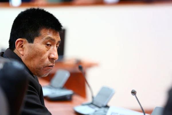 Falleció excongresista de Fuerza Popular Moisés Mamani por Covid-19