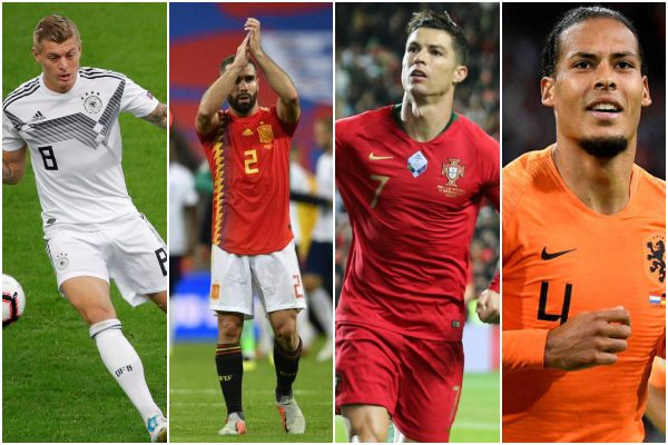 Este jueves comienza la segunda edición de la UEFA Nations League