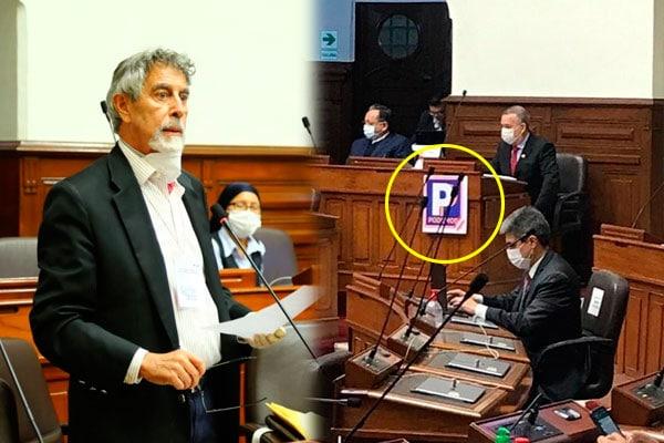 Francisco Sagasti: «No usemos nuestros escaños para campaña electoral»