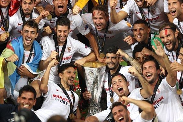 Sevilla es campeón de la Europa League tras vencer por 3-2 al Inter de Milán