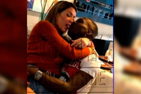 Sheyla Rojas y Luis Advíncula: exrelacionista público muestra foto de conductora besándose con futbolista