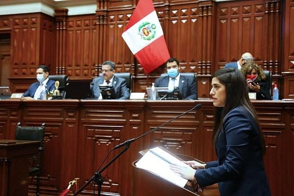 María Antonieta Alva: Congreso rechaza censurar a ministra de Economía y Finanzas