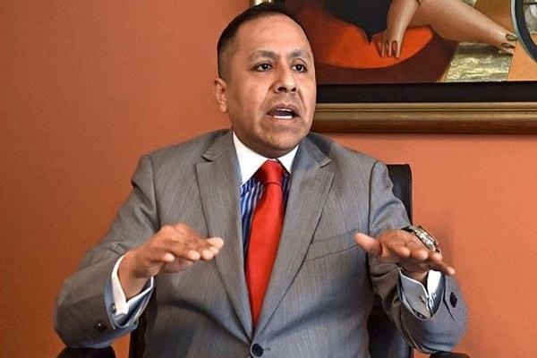 Carlos Caro: Ministra Neyra está confundida, delito de sedición es alzarse en armas