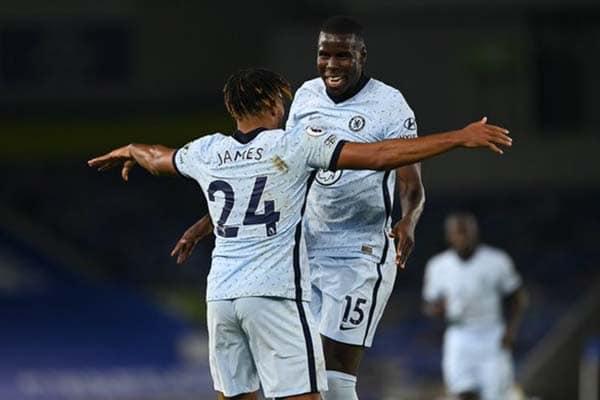 El «Súper» Chelsea arrancó con victoria por 3-1 ante Brighton en la Premier League