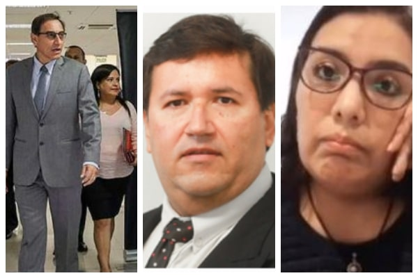 Karem Roca desliza supuestos actos de corrupción de Martín Vizcarra y Mirian Morales en el proyecto minero Quellaveco (AUDIO)