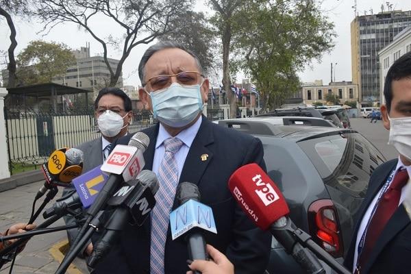 Pleno del Congreso reprograma sesión sobre la evaluación del informe final contra Edgar Alarcón