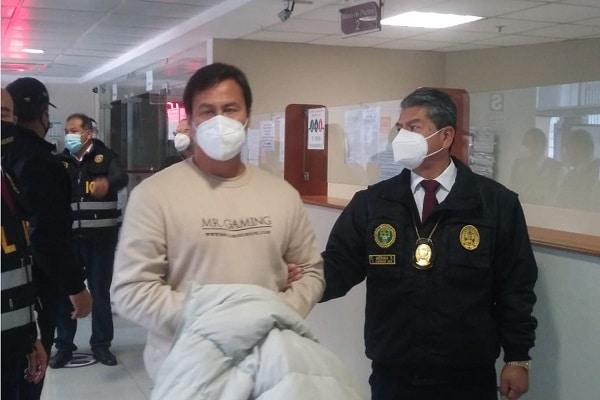 Caso Utopía: Edgar Paz Ravines fue puesto a disposición del juzgado penal