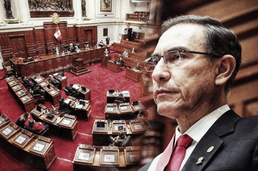 Martín Vizcarra: Congreso rechaza vacar al presidente por incapacidad moral